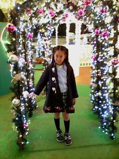 きれいなクリスマス☆