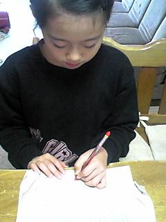 自宅勉強(´Д`;)